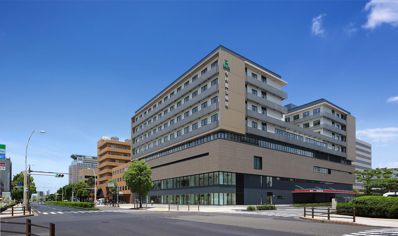 今村総合病院 外観写真